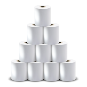 10 Pack of Eftpos Paper Rolls 38x57